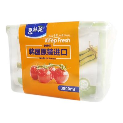 Cleanwrap Food Storage Box 3900ml