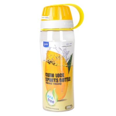 Cleanwrap Clean Lock Sports Bottle 500ml