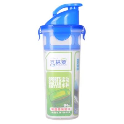 Cleanwrap Sports Water Bottle 600ml