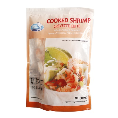 North Shore Fishery Red Shrimp 340g