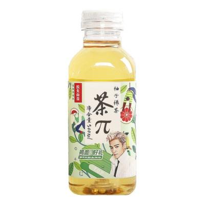 Nongfuspring Grapefruit Green Tea 500ml