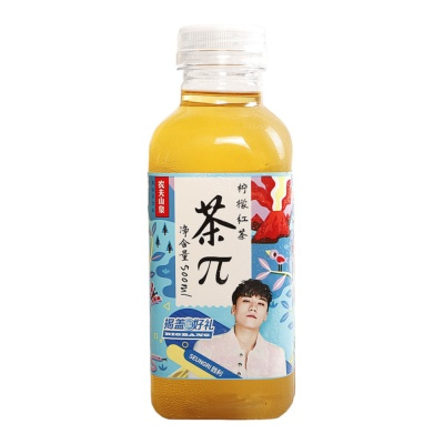Nongfuspring Tea π Lemon Black Tea 500ml