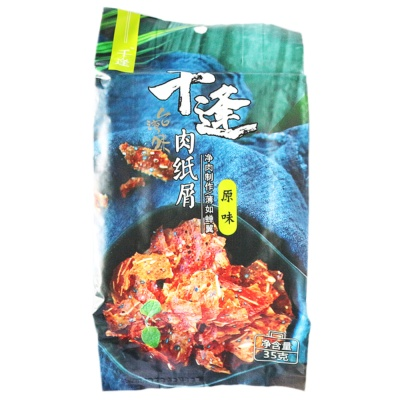 Qianfeng Pork Debris Original Flavor 35g