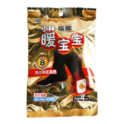 Kobayashi Foot Warm Paste 3pcs