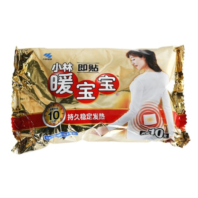Kobayashi Warm Paste 10pcs