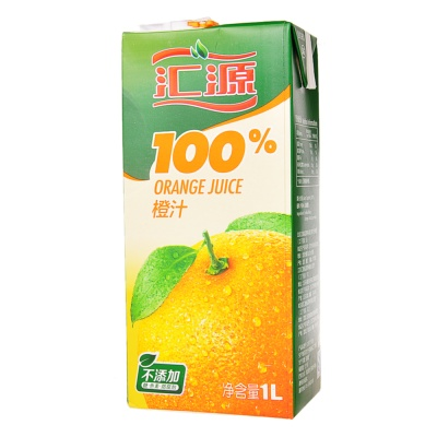 Hui Yuan Orange Juice 1L