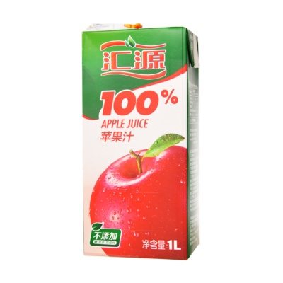 Hui Yuan Apple Juice 1L