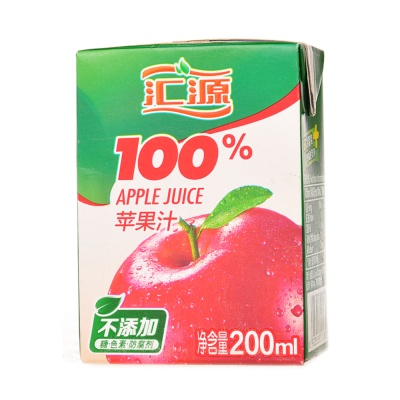Hui Yuan Apple Juice 200ml