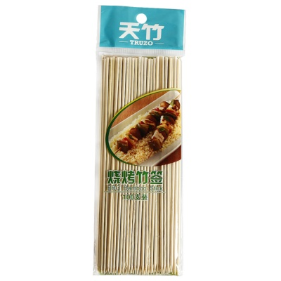 Truzo BBQ Bamboo Stick 100pcs
