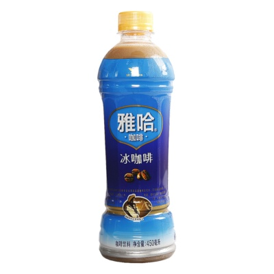 A-HA Iced Coffee 450ml