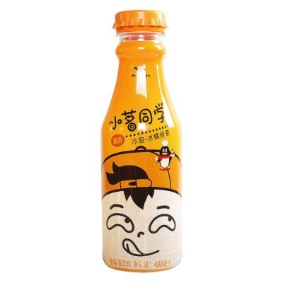 Xiaoming Ice Orange Flavor Green Tea 480ml