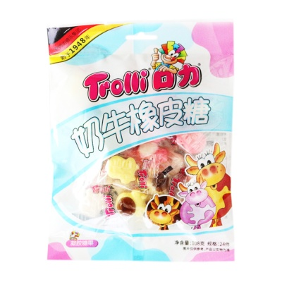 Ttolli Cow Soft Candy 108g