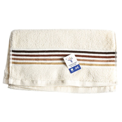 Kingshore Long Towel-Light White