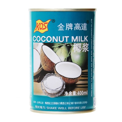 Kos Coconut Milk 400ml