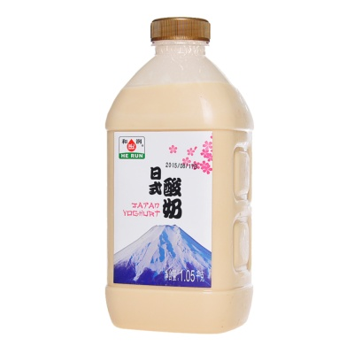 He Run Japan Yoghurt 1.05kg
