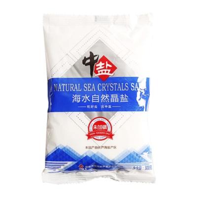 China Salt Natural Crystal Seasalt 300g