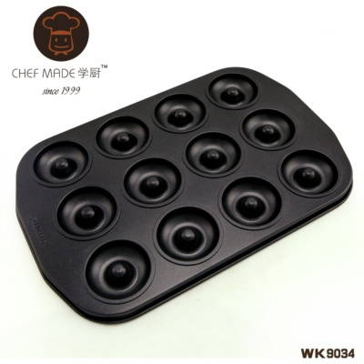 Chef Made 12 Cup Mini Donut Pan