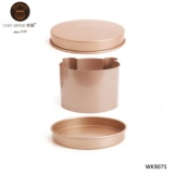 3pcs Bear Shape Loaf Pan Set 686g - 1