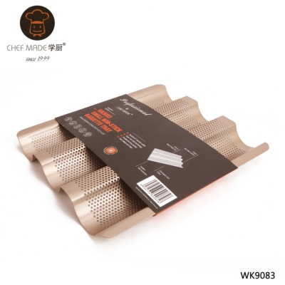 Chef Made Small Non-stick Baguette Tray WK9083