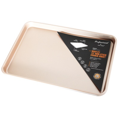 Chefmrde 15'' Non-stick Cookie Sheet 39.6*27.2*2.4cm