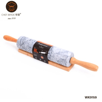 Chefmade Marble Rolling Pin 46cm