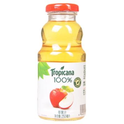 Tropicana 100% Apple Juice 250ml