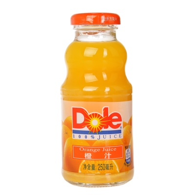 Dole Orange Juice 250ml