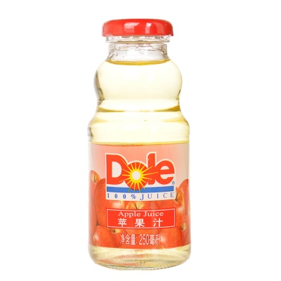 Dole Apple Juice 250ml