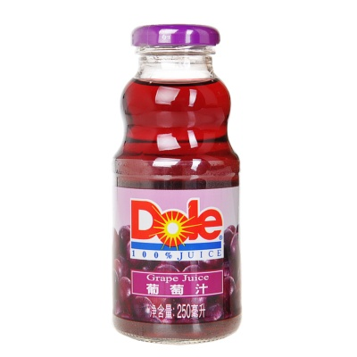 Dole Grape Juice 250ml