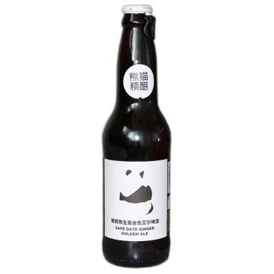 Pandabrew Safe Date Ginger Golded Ale 330ml