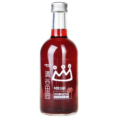 Edenview Red Pomegranate Juice 330ml