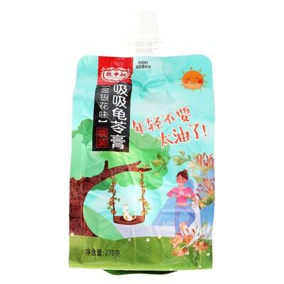 Zhizhonghe Honeysuckle Flavor Turtle Cream 270g