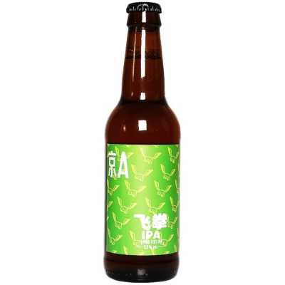 Jing A Flying Fist IPA 330ml