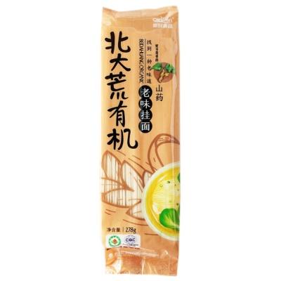 Beidahuang Organic Yam Noodles 278g