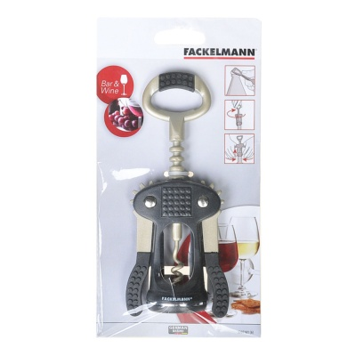 Fackelmann Corkscrew & Bottle Opener