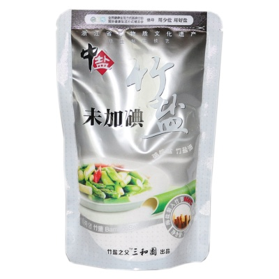 China Salt Bamboo Salt 250g