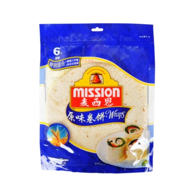 Mission Original Wraps 270g