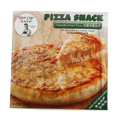 倪克厨房奶酪批萨7寸厚底 190g