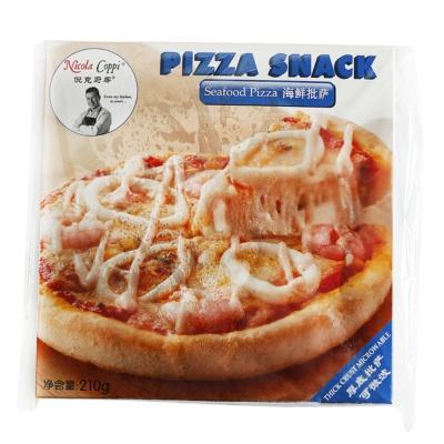 倪克厨房海鲜披萨7寸厚底 210g