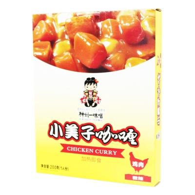 Sinnshuu Miso Chicken Curry 200g
