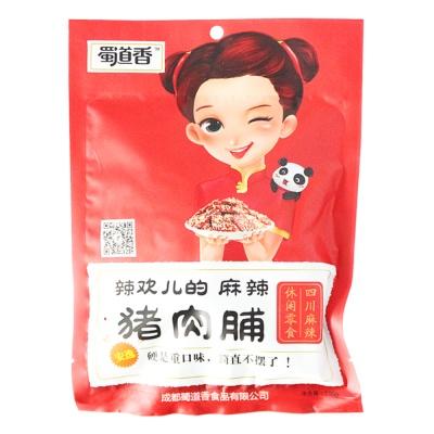 Intones Incense Spicy Flavor Pork Jerky 100g