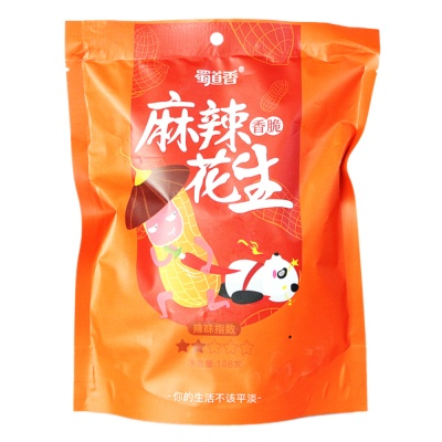 Intones Incense Spicy Roasted Peanuts188g