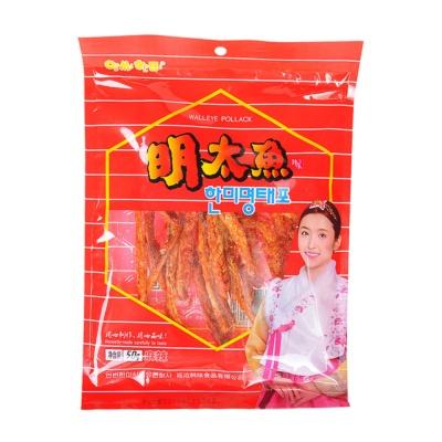 Hanmi Walleye Pollack(Hot&Spicy Flavor) 50g