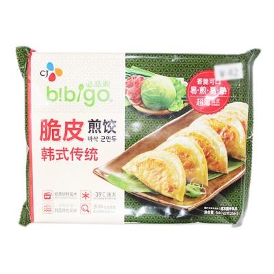 Bibigo Fried Traditional Dumplings 640g