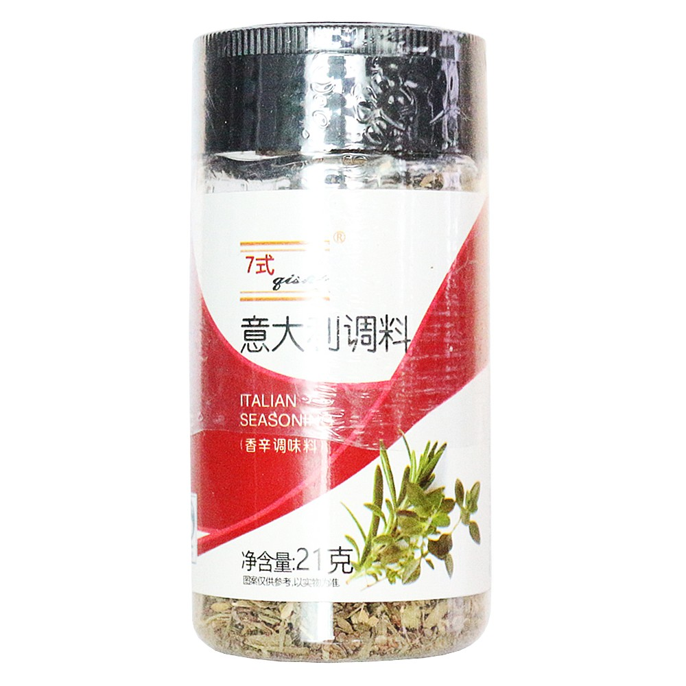 Qishi Italian Seasoning 21g