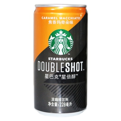 Starbucks Double Shot Caramel Macchiato 228ml