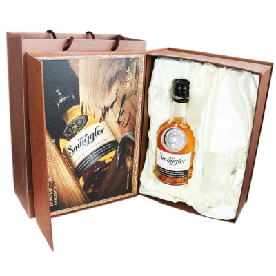 Smuggler Blended Scotch Whiskey Gift Box