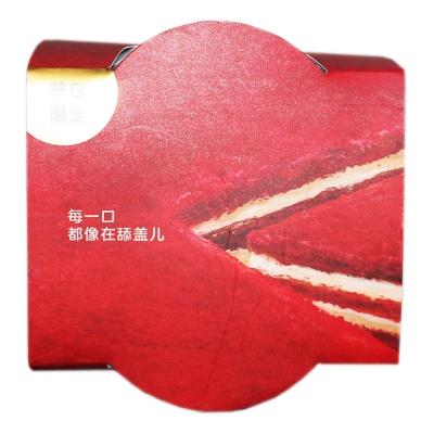 乐纯希腊式风味发酵乳-红丝绒 135g