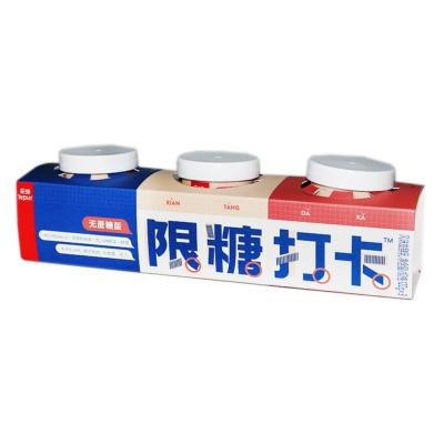 Lepur Sugar Free Greek Yogurt 3*120g