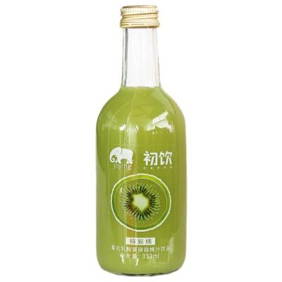初饮复合乳酸菌猕猴桃汁饮品 330ml